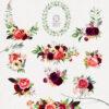Flower Bouquets and Arrangements