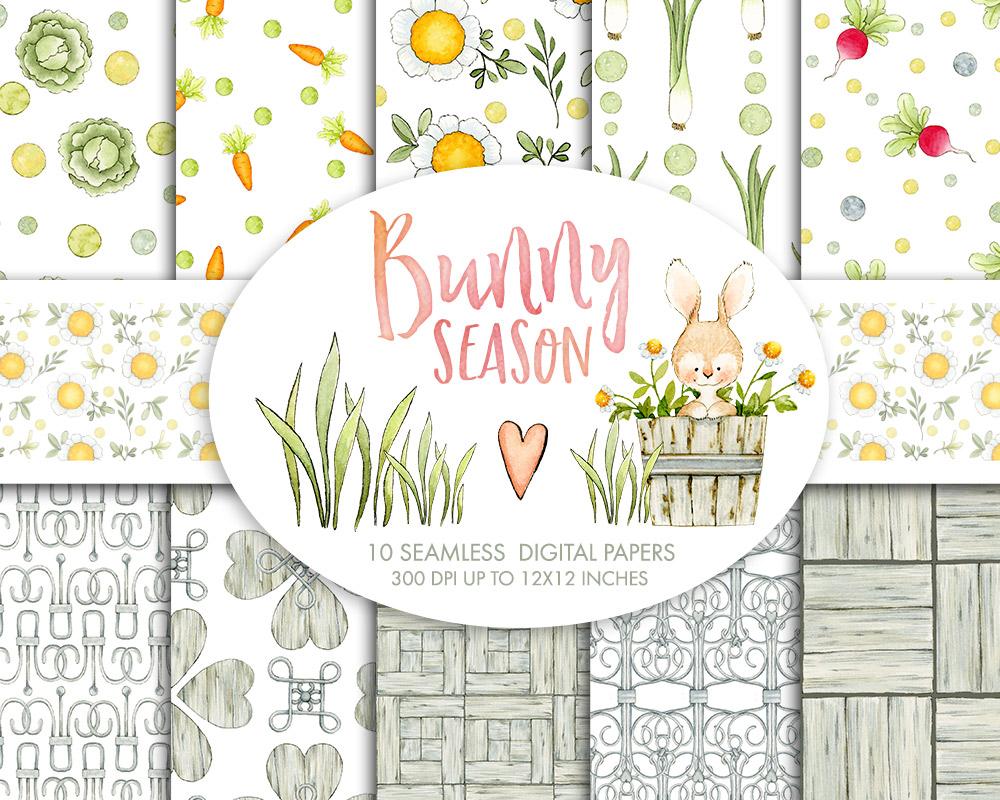 Bunny_season_Digi_Papers_Cover1